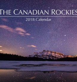 2018 Calendar - Cover
