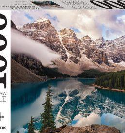 Moraine Lake Mindbogglers Puzzle